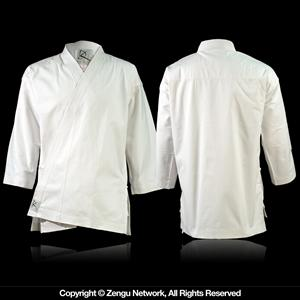 Heavyweight Classic White Karate Jacket